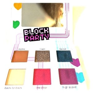 Tetris eyeshadow palette